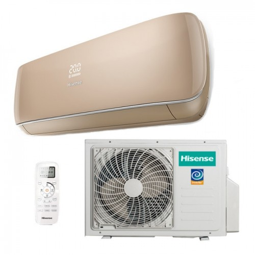 Hisense AS-10UR4SVPSC5(C) серии Premium SLIM Design Super DC Inverter