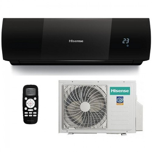 Hisense AS-09UR4SYDDEIB1 серии BLACK Star DC Inverter