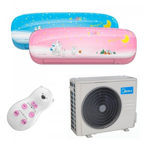 Midea MSEABU-12HRFN1 серии Kids Star Inverter