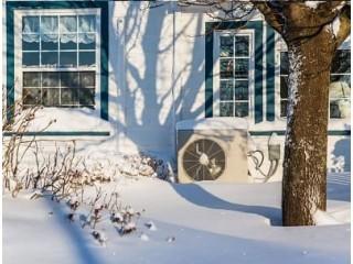 Кондиционеры с тепловым насосом для отопления зимой