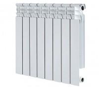 Радиатор биметаллический RODA GSR-44 BM35008, 8 секций