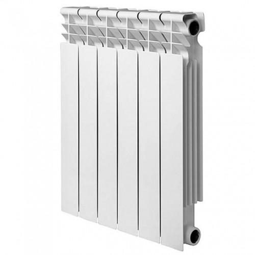 Радиатор биметаллический RODA GSR-44 BM35006, 6 секций