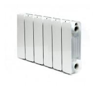 Радиатор алюминиевый RODA GSR-42 AL20006, 6 секций