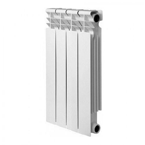 Радиатор алюминиевый RODA GSR-33 AL50004, 4 секции